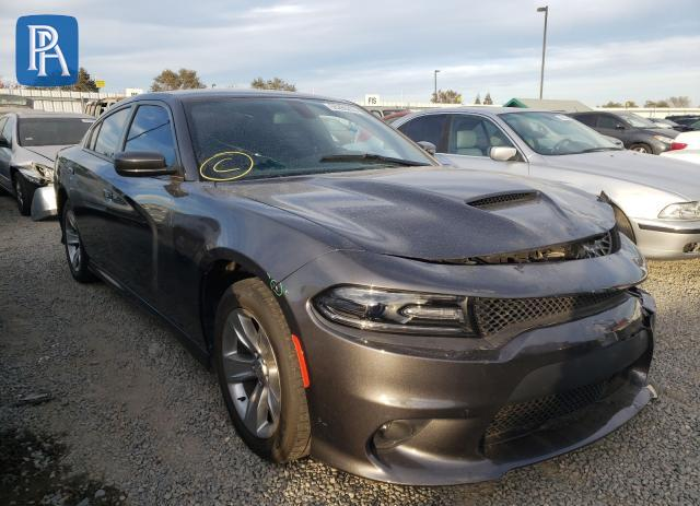 2018 DODGE CHARGER SX #1607259841