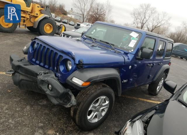 2020 JEEP WRANGLER UNLIMITED #1613742084