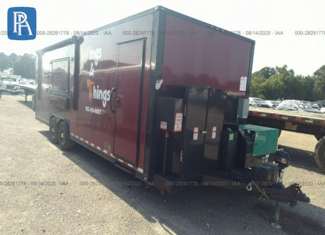 2019 TRAILER RED FERN CONSESSION TLR #1613953957
