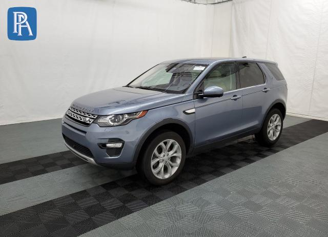 2018 LAND ROVER DISCOVERY SPORT HSE #1684077634