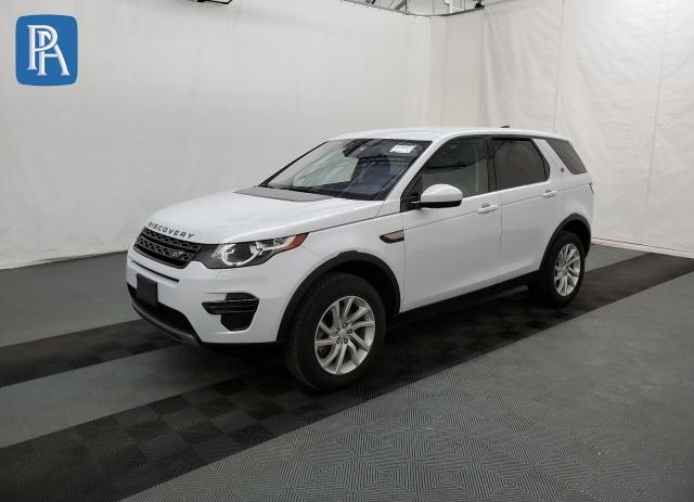 2017 LAND ROVER DISCOVERY SPORT SE #1684092364