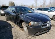 2012 DODGE CHARGER SX #1687216784