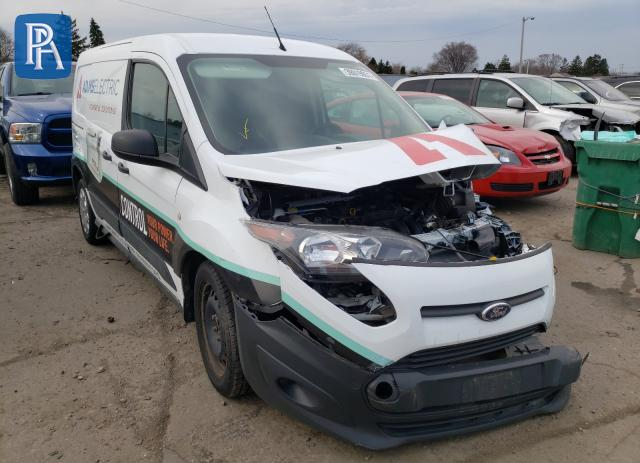 2015 FORD TRANSIT CO #1694555241