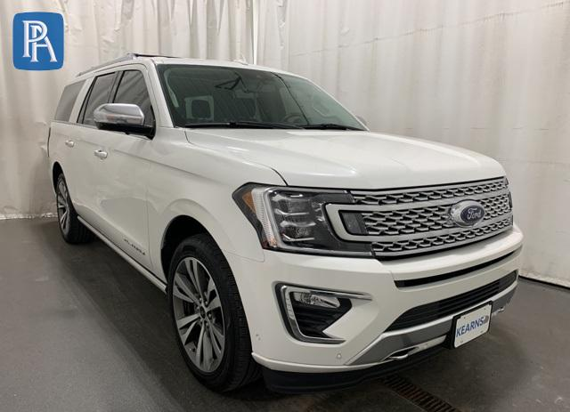 2020 FORD EXPEDITION MAX PLATINUM #1694814367