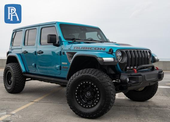 2020 JEEP WRANGLER UNLIMITED #1694817697