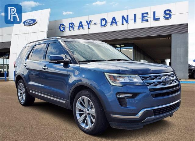 2019 FORD EXPLORER LIMITED #1694822547