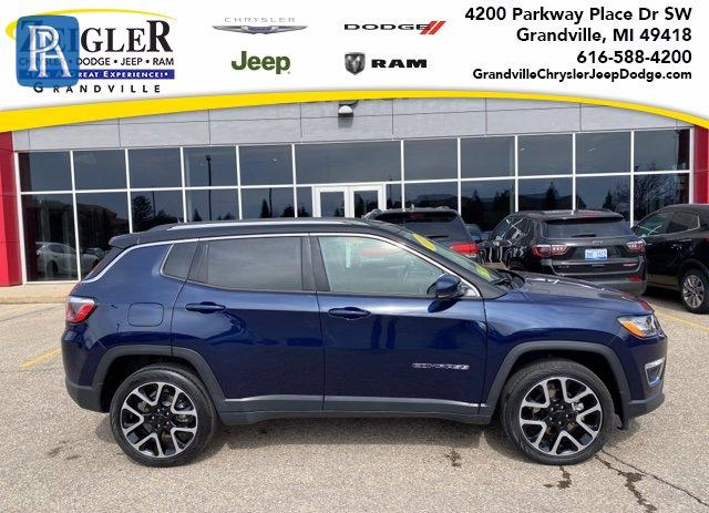 2019 JEEP COMPASS LIMITED #1694823787