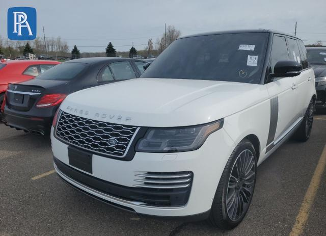 2019 LAND ROVER RANGE ROVER AUTOBIOGRAPHY #1694824051
