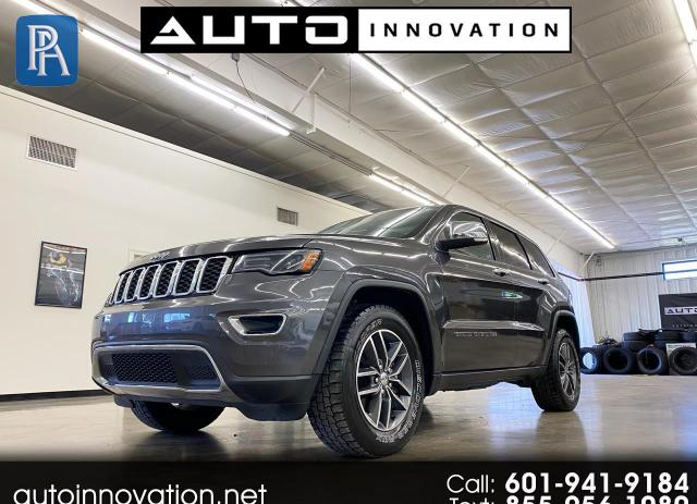 2018 JEEP GRAND CHEROKEE LIMITED #1694838217