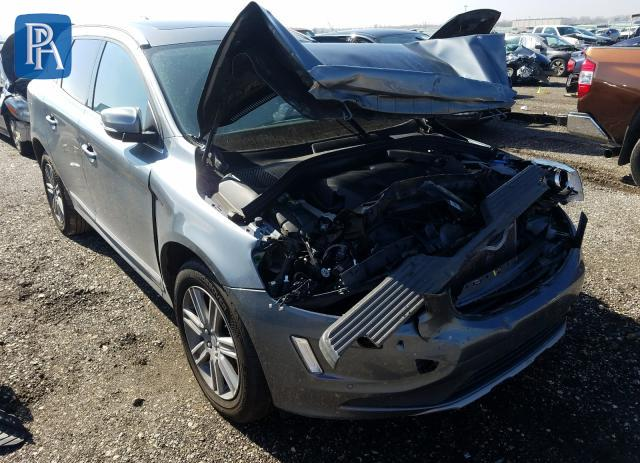 2017 VOLVO XC60 T5 IN #1708980047