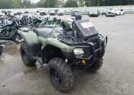 2020 HONDA TRX520 FA #1710042514