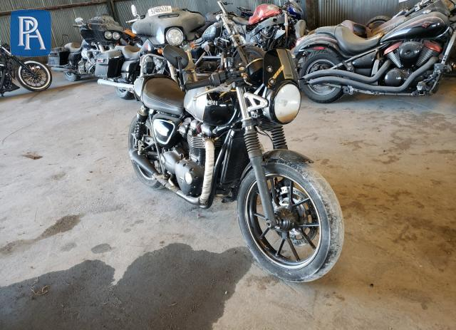 2017 TRIUMPH MOTORCYCLE STREET CUP #1711882177