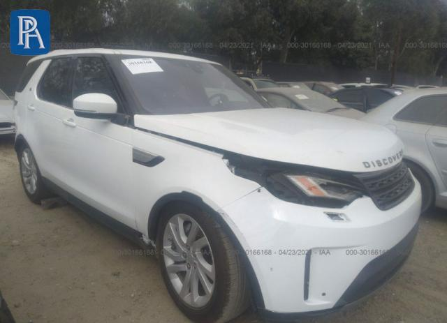2018 LAND ROVER DISCOVERY HSE #1714141617