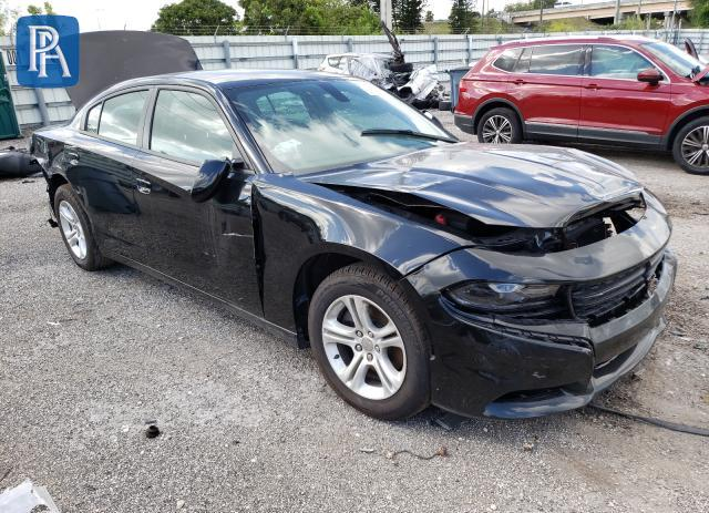 2019 DODGE CHARGER SX #1780783841